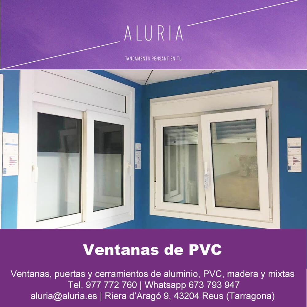VENTANAS PVC REUS