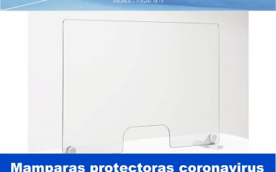 Mamparas protectoras coronavirus Reus Tarragona
