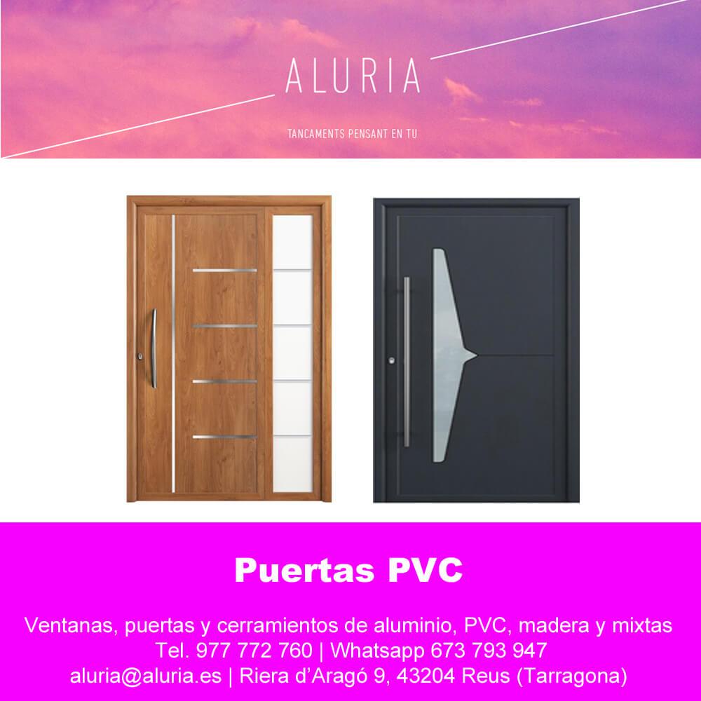 Puertas PVC Reus