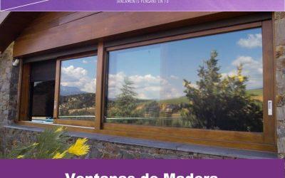 Ventanas Madera Reus Tarragona – Fabricación Venta Instalación y Mantenimiento